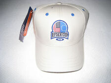GOLF CAP 2008 RYDER CUP HELD AT THE VALHALLA GOLF CLUB USA.