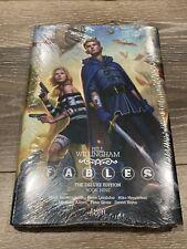 Fables Deluxe Edition Vol. 9 Vertigo Dc Comics New Sealed Oop Rare