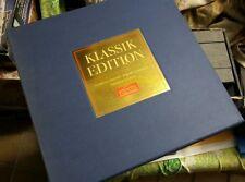 KLASSIK EDITION PARNASS  DISCHI VINILE 33 GIRI / Collezione Completa / 5 pezzi