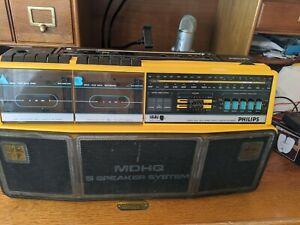 Philips D8304 Boom box