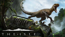 The Isle Steam Game (PC/MAC) -  Europe only - Dinosaurs (No CD-DVD/Kein CD-DVD)