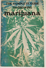The Complete Guide to Growing Marijuana Pamphlet 45pgs Dave Fleming 1977