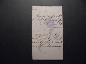 (Okt 147) UK old letter to Holland