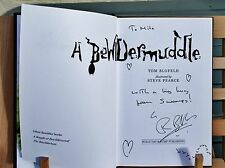 A BeWILDermuddle by Tom Blofeld (Hardback, 2010) SIGNED FIRST EDITION