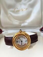 Original Must De Cartier Vermeil Gold Plated