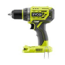 New Ryobi P252 18V ONE+ Lithium-Ion Cordless 3-jaw 1/2 in.Brushless Drill Driver