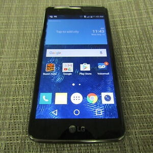 LG TRIBUTE 5, 8GB (BOOST MOBILE) CLEAN ESN, WORKS, PLEASE READ!! 41700