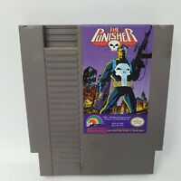 The Punisher (Nintendo Entertainment System, NES, 1990) Tested & Working Great