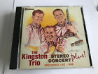 The Kingston Trio – Stereo Concert-Plus : Folk Era Records CD FE2037CD EX/EX