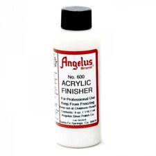 Angelus Brand Acrylic Leather Paint Finisher - Original Gloss - 4oz