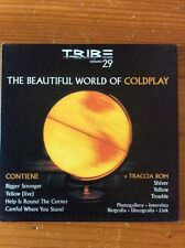 Coldplay - The Beautiful World Of Coldplay CD Tribe Italian Ep