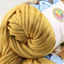 SALE soft new 1 Ball X 50g Special Thick Worsted 100% Cotton HAND Knitting Yarn