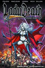 LADY DEATH EXTINCTION EXPRESS #1 STANDARD ED