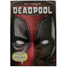 DEADPOOL, New DVD. French & English. Digital copy has expired.