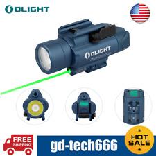 Olight Baldr PRO Tactical Flashlight Weaponlight 1350 Lumen Pistol Midnight Blue