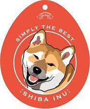 Shiba Inu Sticker 4×4″