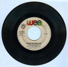 Philippines GARY VALENCIANO Pasko Na Sinta Ko OPM 45 rpm Record