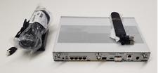 More details for cisco c1117-4plteea. 90 day warranty. free uk shipping