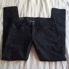 G-Star Raw Revend Super Slim Jeans Black 36x32
