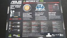 Use Asus video card