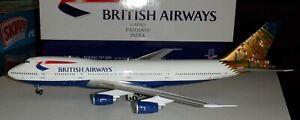 Inflight 200 - 1:200  British Airways 747-200  #G-BDXO  India  - IF742006