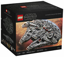 NEW & Sealed: LEGO Ultimate Collector Series Millennium Falcon UCS Model 75192