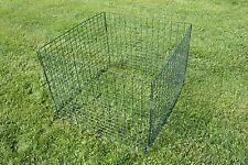 Komposter Metall Garten Behälter Kompostbehälter Gartenkomposter Drahtkomposter