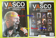 CALENDARIO 2015 VASCO ROSSI Blasco live Kom sigillato no cd dvd lp tour live
