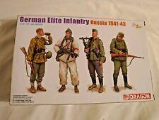 1/35 Dragon 4 German Elite Infantry Russia 1941 - 43 Gen 2 Gear # 6707