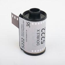 Bokkeh Kodak Double-X 5222 ISO200/36EXP 35mm Cinema Black&White Negative Film