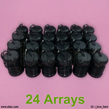 24 Detox Foot Bath Spa Arrays Replacement F Ionic Cell Cleanse 30-50 Sessions