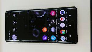 SONY Xperia XZ3 SOV39 -64GB-  Silver (au SIM LOCKED)  AK04-1200    03/02