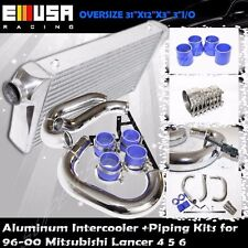 Intercooler+ Piping+Silicones+Clamps for 96-00 Mitsubishi Lancer EVO 4 5 6