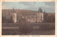 CRUZILLE - château des buis
