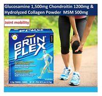 15 5gr pouches Hydrolize Collagen Condronine Flexibility Chondroitin Glucosamin