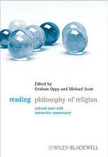 Reading Philosophy of Religion by John Wiley and Sons Ltd (Paperback, 2010)
