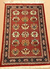 An Awesome High Quality Persian Silk Rug