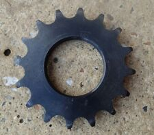"""SHIMANO DURA-ACE STEEL 16T 1/8"""" VINTAGE FIXED/ TRACK BICYCLE SPROCKET"""