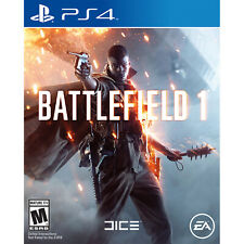 Battlefield 1 PS4 [Brand New]