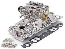 Carburetor And Intake Manifold Kit   Edelbrock   2021
