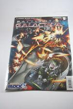 Battlestar Galactica Dynamite 1 Shot Block Variant Cover Exclusive NEW See Pics!