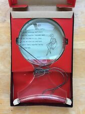Vintage 1960 HOFFRITZ 73490 Neck Magnifier Made In Japan