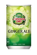 "Coca Cola Japan, ""Canada Dry"" Mini Alu Can, 160ml"