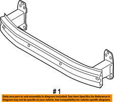 Jeep CHRYSLER OEM Front Bumper Grille-Impact Reinforcement Bar Rebar 68247223AA