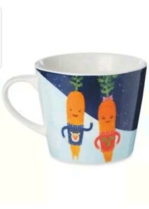 Kevin The Carrot Mug Official bone china 2018 Christmas Novelty Gift Boxed NEW