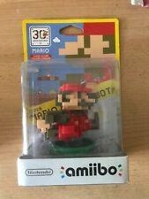 Amiibo Mario 30th NEUF anniversaire super mario bros