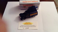 "RARE, DY-08 Commer Van ""Classic Toys"" -dark blue, Dinky, Code 2, w.Box"