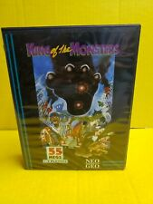 King of the Monsters for the Neo Geo