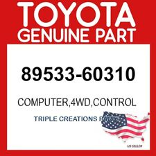 TOYOTA GENUINE 8953360310 COMPUTER 4 WHEEL 89533-60310