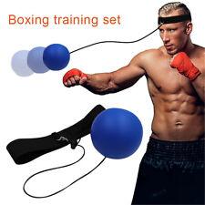 1xBoxing Reflex Ball Training Speed Level Boxing Ball Set Coordination Training